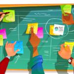 Agile board - insan kaynaklarında agile